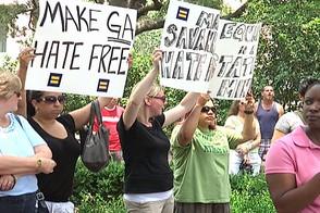 Gay groups in Savannah