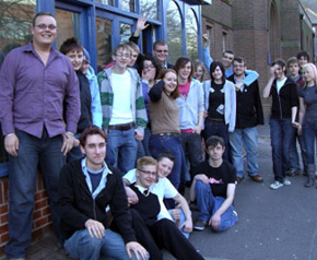 East Midland UK Youth Group